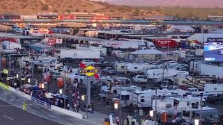 First Few Laps Of The 2018 Desert Diamond West Valley Casino Phoenix Grand Prix At Phoenix