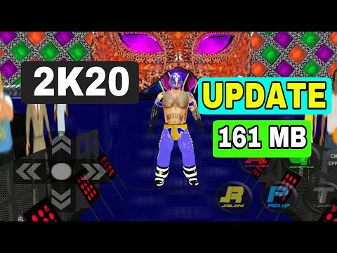 WR3D V9 1 (2K19 mod) WWE ,Released with download link BY
