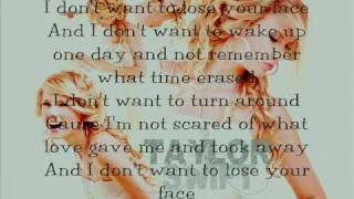 Your Face by Taylor Swift (lyrics)
