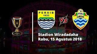 Sedang Berlangsung Live Streaming Piala Indonesia, Persib Bandung vs PSKC Cimahi