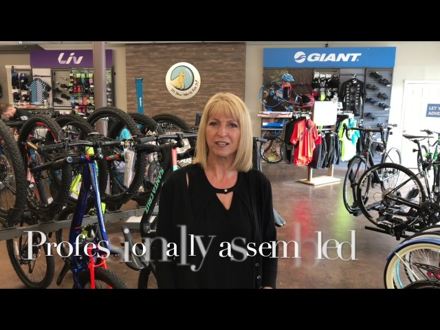 Видео Велосипед Liv ADORE 16 coral
