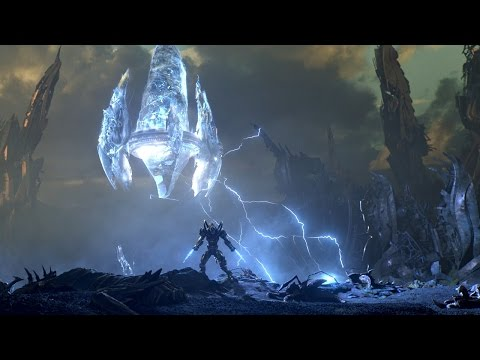 StarCraft II: Legacy of the Void Opening Cinematic thumbnail