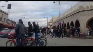 preview picture of video 'Centre Ville Oujda'