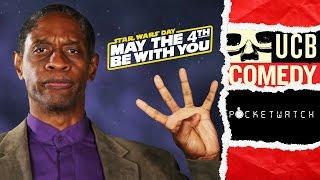 Star Trek's Tim Russ Explains Star Wars Day | by Pocketwatch
