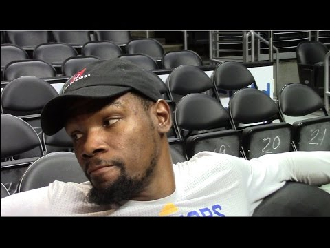 Kevin Durant: I Really Wanted To Talk To Russell Westbrook During All Star Weekend. HoopJab NBA