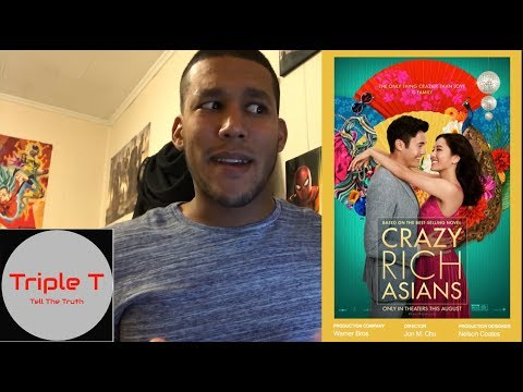 Crazy Rich Asians Review Best Romantic Movie By Far!!