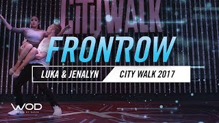 Luka & Jenalyn | FrontRow | World of Dance Live 2017 | #WODLive17