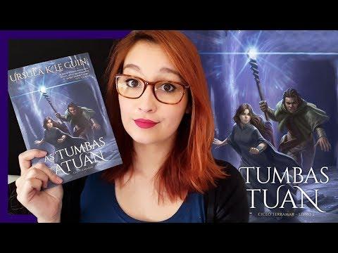 As Tumbas de Atuan (Ursula K. Le Guin) | Resenhando Sonhos