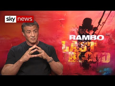 Stallone on casting for older actors in Hollywood
