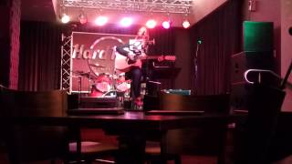 Erica Marks - Hard Rock Cafe, Sydney, Australia - A Little More Time (Zox Cover)