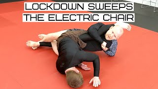 Lockdown Half Guard, Part 6: The Electric Chair