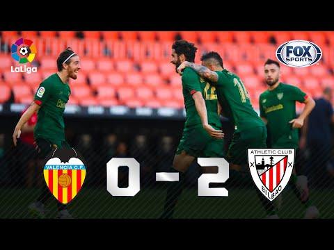 UM GOLAÇO NA LA LIGA! Veja os Melhores Momentos de Valencia 0 x 2 Athletic Bilbao