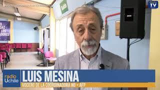 Luis Mesina: Yo creo en Radio U. de Chile