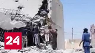 STEEL - Жертвами обстрела Мосула стали десятки людей