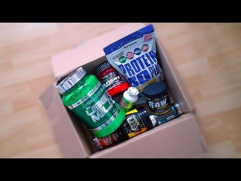 Sportnahrung ausgepackt! Proteinpulver und mehr!