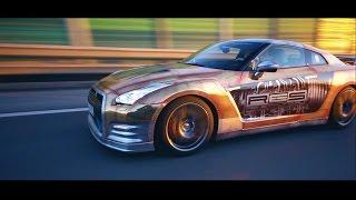 Тест-драйв NISSAN GT-R 700 сил - тюнинг-путь Новой Бестии + 320 км/ч + заезды против Lamborghini и…)
