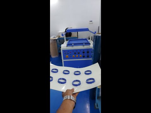 Blister And Skin Packing Machine