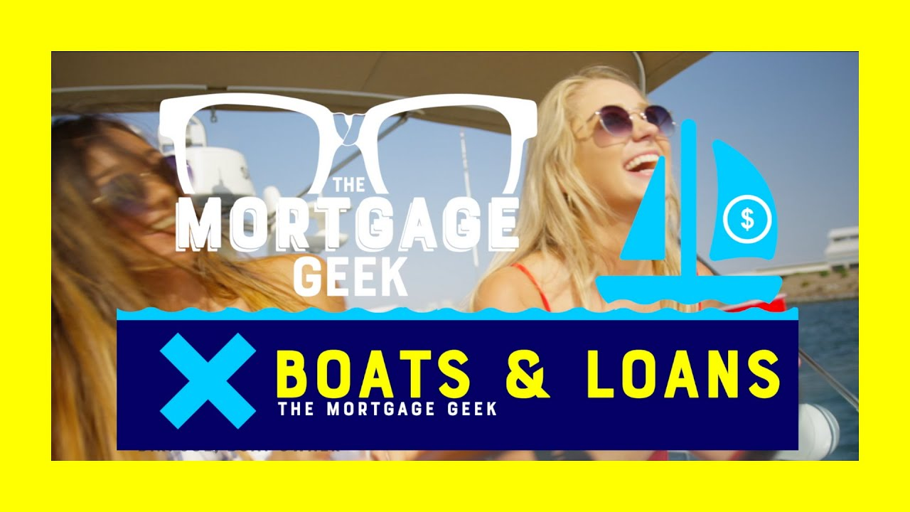 Boats & LOANS: Did we TRULY make a TRAP TUNE about this? Yes, YES we DID - ENJOY! thumbnail