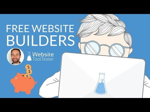 The 20 Best Free Website Builders 2019 All Their Pros Cons