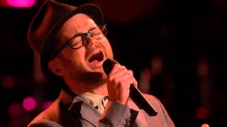 Josh Kaufman 'It Will Rain' The Voice Highlight