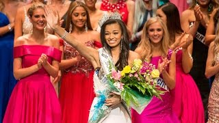 Alexis Johnson Miss South Carolina Teen USA 2017 Crowning
