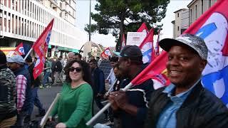 25 ottobre 2019 – Sciopero generale – Manifestazione a Padova
