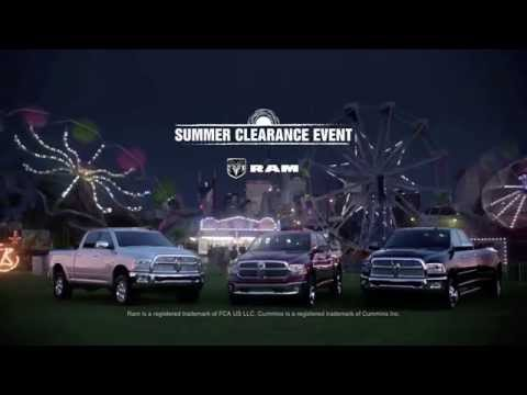 2015 RAM SUMMER CLEARANCE - Los Angeles, Cerritos, Downey CA - 1500, 2500, & 2500 - EVENT
