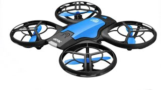 V8 New Mini Drone 4k Professional HD 1080P Wide Angle Camera Hack!