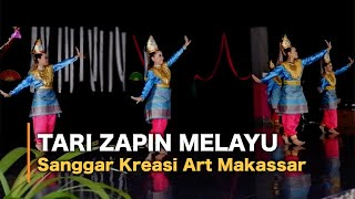 Tari Zapin Melayu - Sanggar Kreasi Art Makassar