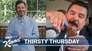 Jimmy Kimmel's Quarantine Monologue – Easter in Quarantine, Trump Shifts Blame & Bald Guillermo?