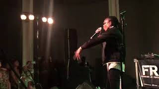 Grammo Suspect - Rainbow Ambassador Kenya performing LIVE at BAM CULTURA VIVA 2019 Barcelona.Part 1