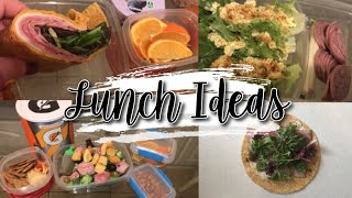 WHAT I PACKED MY HUSBAND FOR LUNCH // ADULT LUNCH IDEAS