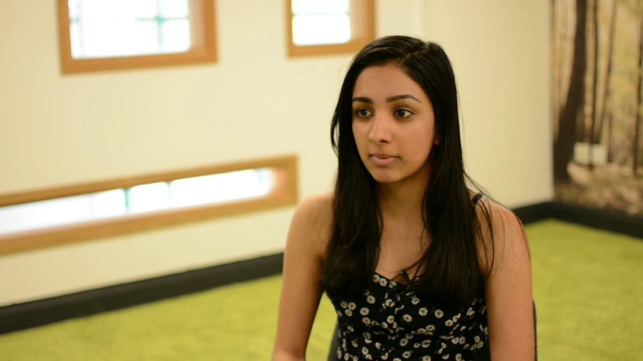Preeya Kaur talks about her Clearing experience