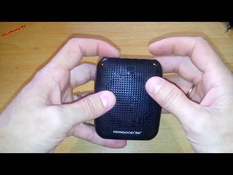 Усилитель голоса NEWGOOD с USB (громкоговоритель NEWGOOD)