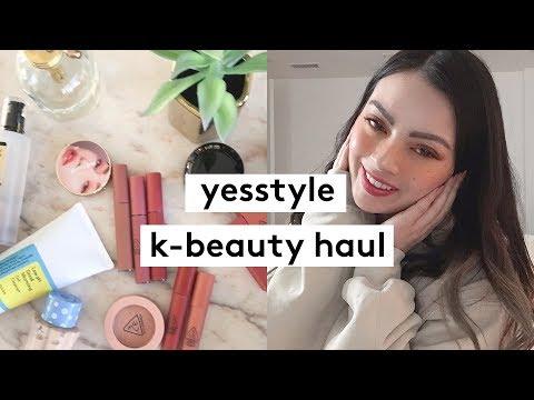 mp4 Yesstyle Beauty Haul, download Yesstyle Beauty Haul video klip Yesstyle Beauty Haul