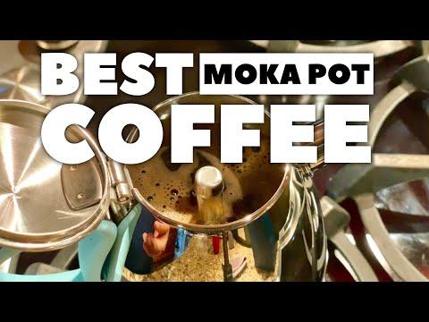 How to Make the Best Moka Pot Coffee with the Minos Moka Pot