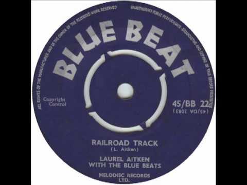 Railroad Track cover