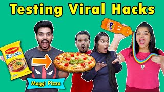 Testing Amazing Viral Food Hacks Part 2 | Difficult Hacks Made Easy | Hungry Birds