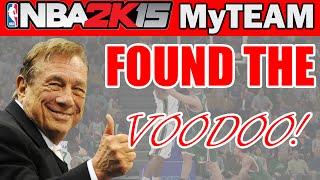 FOUND THE VOODOO! - NBA 2K15 MyTeam Pack Opening: All Time Scorer Packs