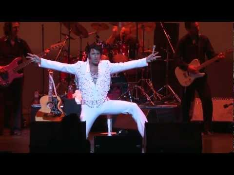 Mark Anthony ELVIS - ONE NIGHT IN VEGAS starring Mark Anthony promo
