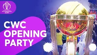 Opening Party   ICC Men's Cricket World Cup 2019