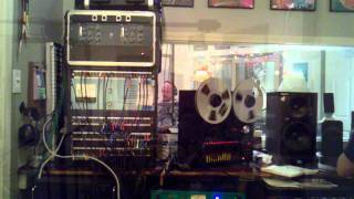 Autumn Burning - Recording EPisode 1