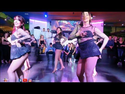 MaMaCiTaS - BAILA COMO ES Show @ Samanà Latino