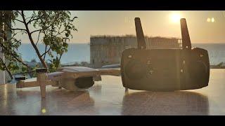 Drone Mini E88 | Mavic Mini Clone | Budget Drone | 4K Camera Test