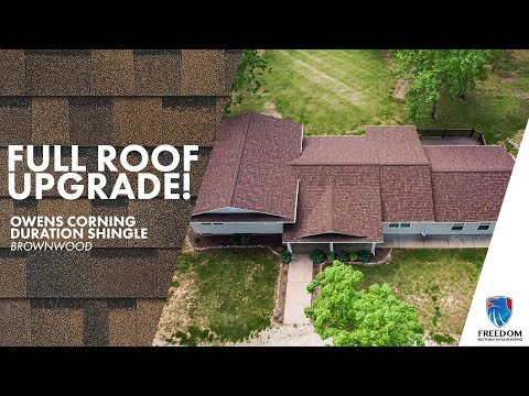Roof Replacement project in Warrenton, Missouri