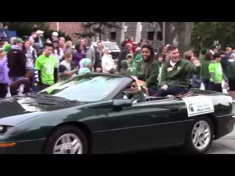 2015 Homecoming parade