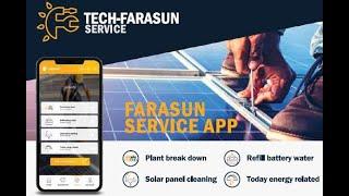 Tech Farasun Service App