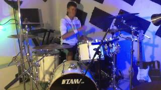 Chris Tomlinson (chosen generation) drum cover by Frank Lew
