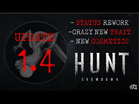 Hunt Showdown Update 1.4: What to Expect