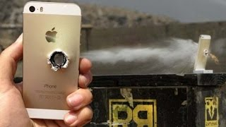 Смотреть онлайн Подборка жестоких краш-тестов для айфона